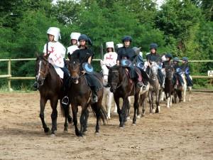 équitation saintes fête 5