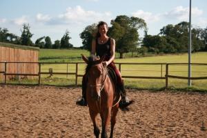 Equitation saintes Claire