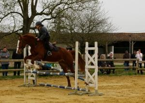 chalenge équitation 1