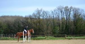 Anais Illico équitation saintes
