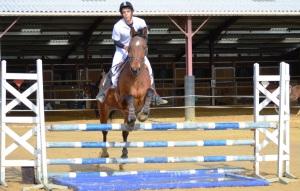 Jeremy Kaid équitation saintes